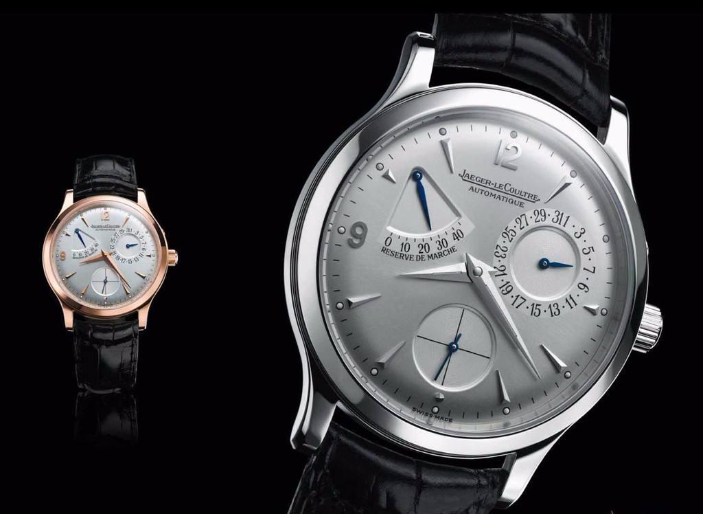 积家腕表售后中心教你保养腕表