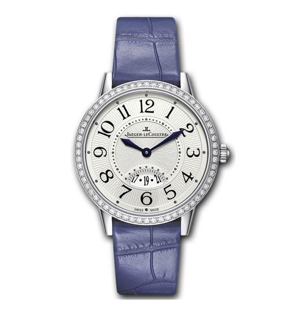 积家手表维修服务中心的手表展示