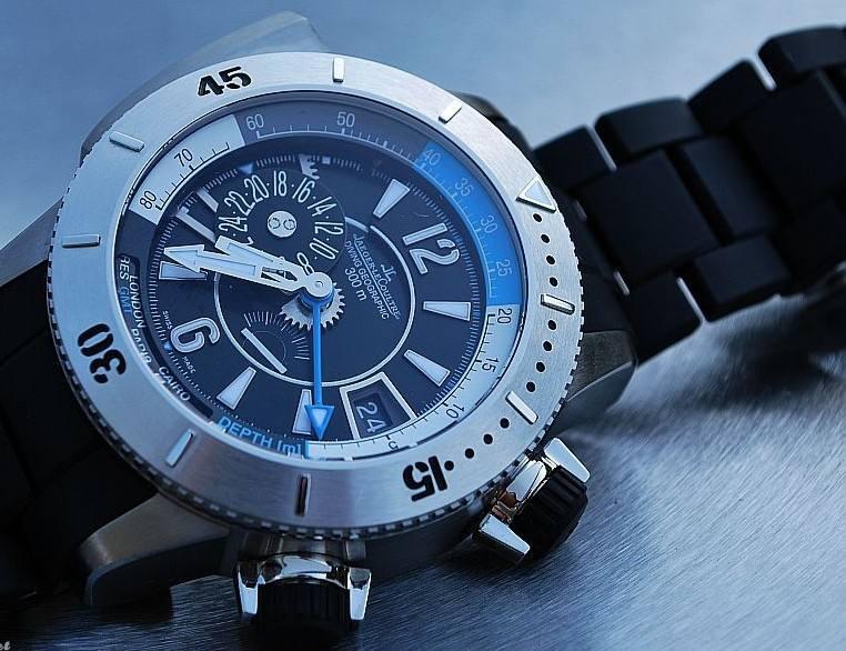 北京积家售后中心教你解决手表走停问题