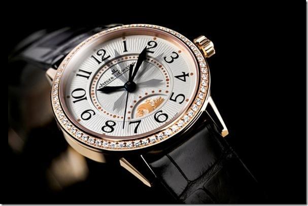 积家手表的时间如何正确的调整